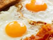 Uova strapazzate in pastella