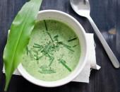 Zuppa di Spinaci e Funghi