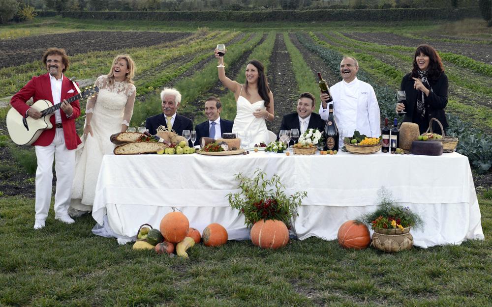 Matrimonio Ecosostenibile - Green Wedding